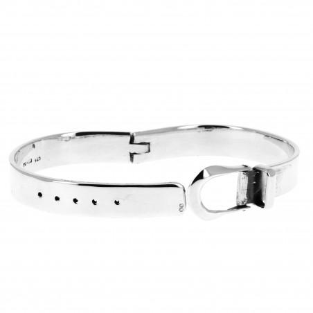 Boucle Avec Argent Bracelet Ceinture En 5AL3Rj4