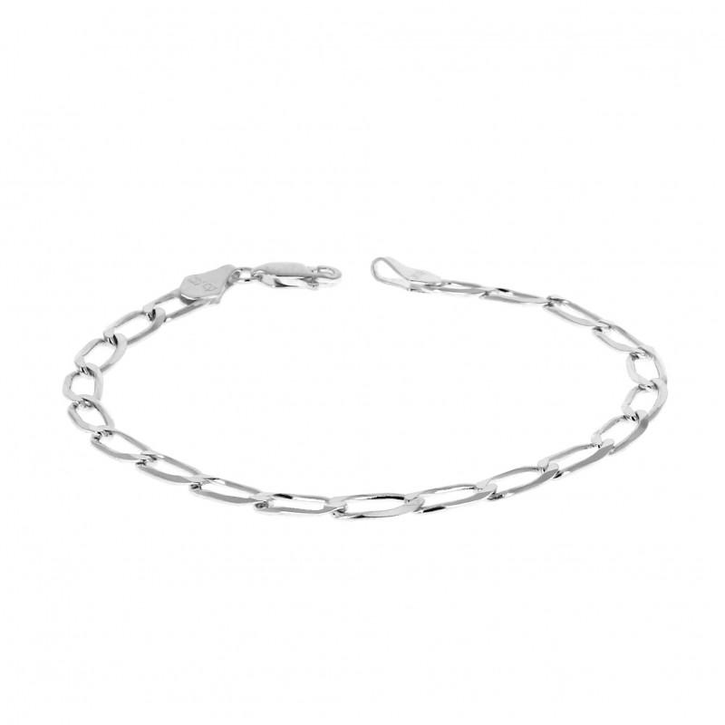 bracelet femme argent simple
